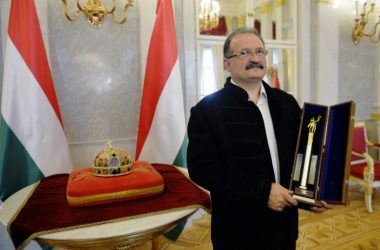 Kossuth-díj átadás