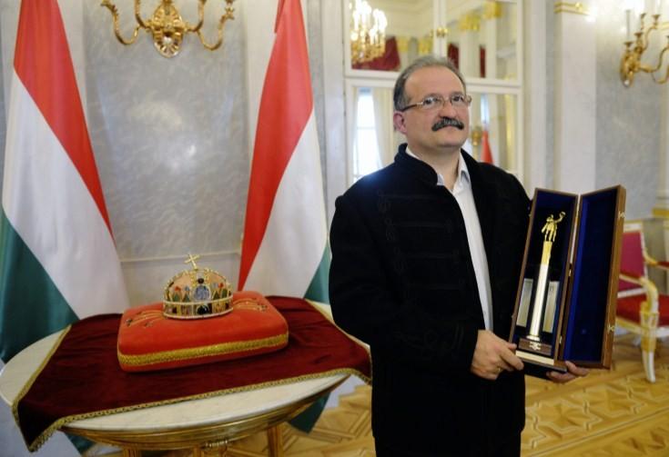 Csík zenekar - Kossuth díj