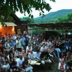 Koncert Kapolcson a Kobuci Kert Vendéglőben - l8_n