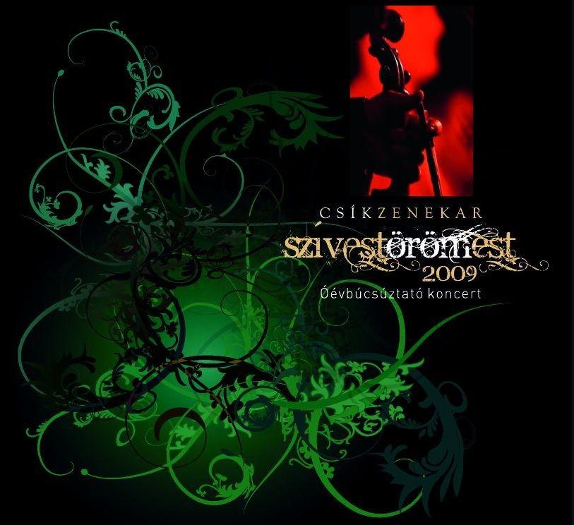 SzívestÖRÖMest – Óévbúcsúztató koncert DVD
