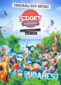 Sziget Fesztivál 2013.