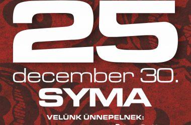 CSÍK25 – Jubileumi Nagykoncert – SYMA 2013.12.30.