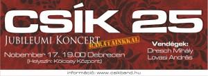 CSÍK25 - Debrecen