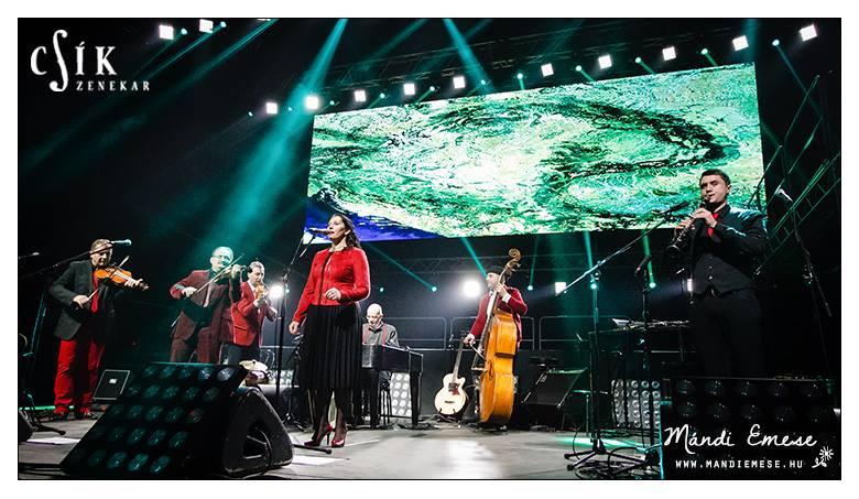Óévbúcsúztató Nagykoncert – 2014. Budapest/ SYMA (Mándi Emese fotográfiái)