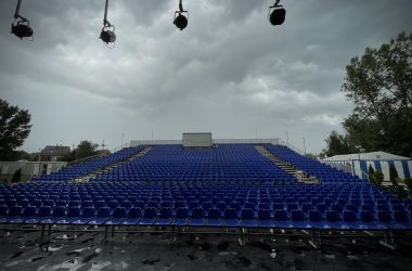 """A ma esti """"A dal a miénk"""" előadás a bizonytalan időjárás miatt ELMARAD, a koncertet az ESŐNAPON tartjuk meg!"""